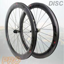 Elite Pro-disc 700c Carbon Bicycle Wheels Tubeless Road Bike Wheels Yan Rd05 Hub