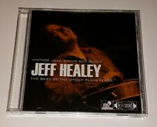 Jeff Healey,The Best Of The Stony Plain Years New And Sealed CD