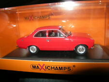 1:43 MaXichamps Ford Escort 1974 red/rot Nr. 940081001 OVP