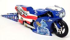 Action 1/9 Scale 2002 Suzuki GSXR Pro Stock Drag Bike Muppets Matco Craig Treble