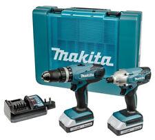 Makita DK18015X1 18V Li-lon 2x1.3Ah Li-ion Twin Combo G-Series Kit