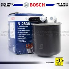 MERCEDES-BENZ SPRINTER V-CLASS VIANO VITO/MIXTO BOSCH FUEL FILTER N2838