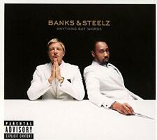 Banks And Steelz - Anything But Words (NEW CD)