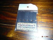1/6 Barrack Sergeant 10 chargeurs - M4 Magazines x 10 L85A1 M16