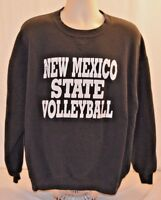 VTG 80s 90s Russell New Mexico State Volleyball Sweatshirt Mens XXL Made in USA