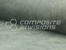 """Carbon Fiber Cloth Fabric Veil Chopped Mat 35.5"""" .20oz 7gsm"""