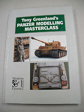 """""""PANZER MODELING MASTERCLASS"""" BY GREENLAND! A DELUXE GUIDE TO BUILDING TANK KITS"""