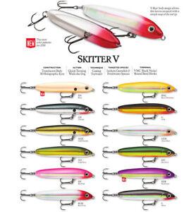 Rapala Skitter V // SKV10 // 10cm 14g Fishing Lures (Choice of Colors)