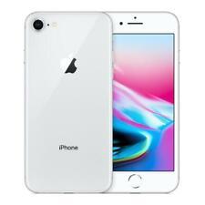 Apple iPhone 8 - 64GB - Silver - Unlocked - Smartphone