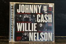 Johnny Cash / Willie Nelson - VH1 Storytellers