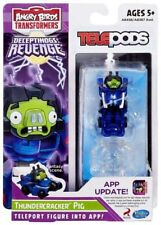 Transformers Hasbro Angry Birds Telepods Thundercracker Pig Figure Brand New