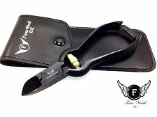 "FW® Professional Toe Nail Clipper Cutter Cuticle Nipper Chiropod Thick Nail 5.5"""