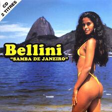 Bellini CD Single Samba De Janeiro - France (EX+/EX+)