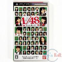 Jeu AKB1/48 Idol to Koishitara Special Pack [JAP] PlayStation PSP NEUF Blister