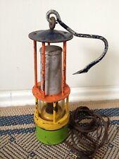 Lampenhaken Gesteinshaken für Bergbau Karbidlampe oder Wetterlampe Grubenlampe Antiquitäten & Kunst Alte Berufe