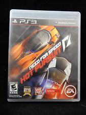 Need for Speed: Hot Pursuit  (Sony PlayStation 3, 2010) COMPLETE