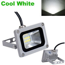 10W LED Flood Light  Spot Lamp Cool White Outdoor Garden Yard Waterproof  220V