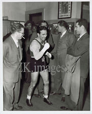MARCEL CERDAN Photo BOXE Boxing Champion 1940s
