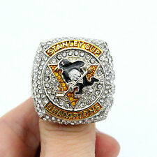 2016 Pittsburgh Penguins Stanley Cup Championship Ring Gifts For Men-CROSBY