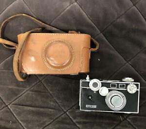 Argus Camera Model C3 1952 Coated Lens