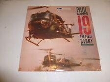 "PAUL HARDCASTLE - Nineteen - The Final Story - 1985 UK 3-track 12"" vinyl single"