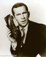 TV Publicity Still of Get Smart Don Adams Talking On His Shoe Phone MUST SEE