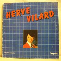 """3 x 33T Coffret HERVE VILARD Vinyles LP 12"""" FAIS LA RIRE - IMPACT 6886126"""