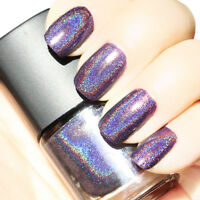 6/10ml Born Pretty Holographic Holo Glitter Nail Polish Hologram Nail Varnish