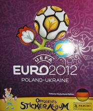 Panini EURO 2012 - Deutsche Version - 12 Sticker auswählen