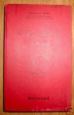 CHIMIE - Seconde C et moderne - EO 1951 - Magnard / Eve