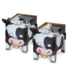 WERKHAUS® Design- Twinbox Vierbeiner - Kuh