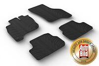 Design Passform Gummimatten Gummi Fußmatten VW e-Golf VII ab Bj. 06.2014-2020