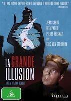 La Grande Illusion |1937 (DVD) NEW/SEALED