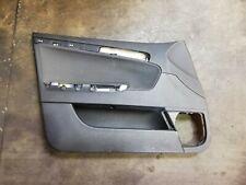 AUDI A3 8P SPORTBACK FRONT LEFT SIDE DOOR PANEL CARD CLOTH 8P4867105