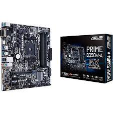 Asus Prime B350M-A AMD Ryzen AM4 mATX DDR4 M.2 USB 3.1 Motherboard HDMI VGA