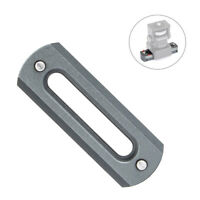 7CM Quick Release Safety NATO Rail Spring Loaded Stitch for RED Epic/Scarlet HOT