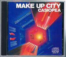 CASIOPEA MAKE UP CITY CD MADE IN JAPAN