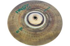 "Paiste 1000 Rude 10"" Splash Cymbal"