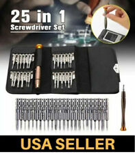 Precision Repair Tools Set Watchmakers Professional Eyeglasses Watch Screwdriver