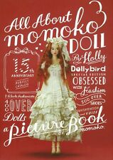 All About momoko DOLL 15th Anniversary book From Japan