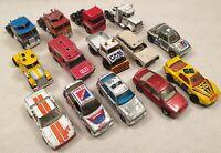 Vintage Matchbox Die Cast Vehicle Bundle Toy Car Bundle 1970s 1980s