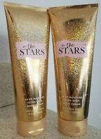 2 NEW Bath and Body works  IN THE STARS Ultra Shea Body CREAM lotion 8 oz