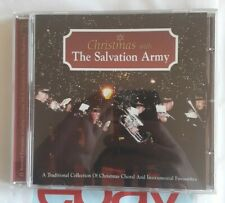 Various Composers : CHRISTMAS WITH THE SALVATION ARMY CD Compilation (2001)