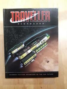 Traveller Highguard (Slight Damage)