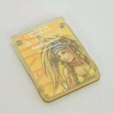 PS2 Memory Card 8MB FINAL FANTASY X-2 Rikku 050 Playstation 2 HORI