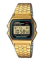 NEU Casio Gold Unisex Armbanduhr Casio Retro A159WGEA-1EF