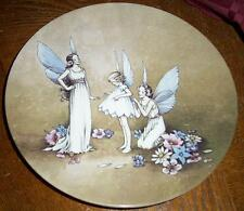 Wedgwood Ida Rentoul Outhwaite Fairy World Dressing Up Collector Plate IRO