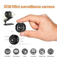 Outdoor Mini Wireless 1080P HD IP Camera  Security Camcorder Night Vision