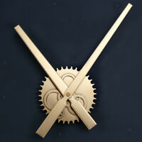 Gear DIY Wall Clock Modern Design Large Hand Wall Clocks Watch Home Decor