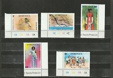 DOMINICA - 1973 MNH SG405-409 NATIONAL DAY